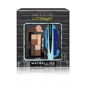 City Night The City Mini Palette 4 grs+ MascaraTotal Temptation Wp.Negro