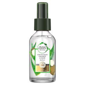 Aqua Oil Aloe Antioxidante Extracto de Coco 100 mL