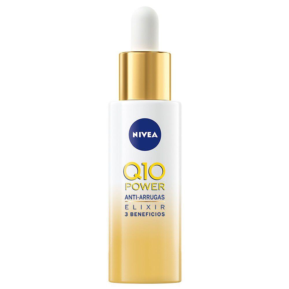 Aceite Facial Antiarrugas Elixir Con Aceite Argan Organico 30 mL image number null