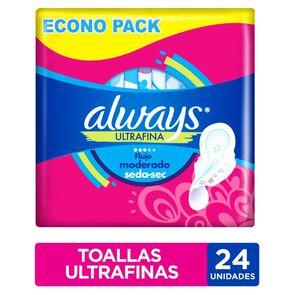 Toallas-Higiénicas-Seca-Ultrafina-24-Unidades-image