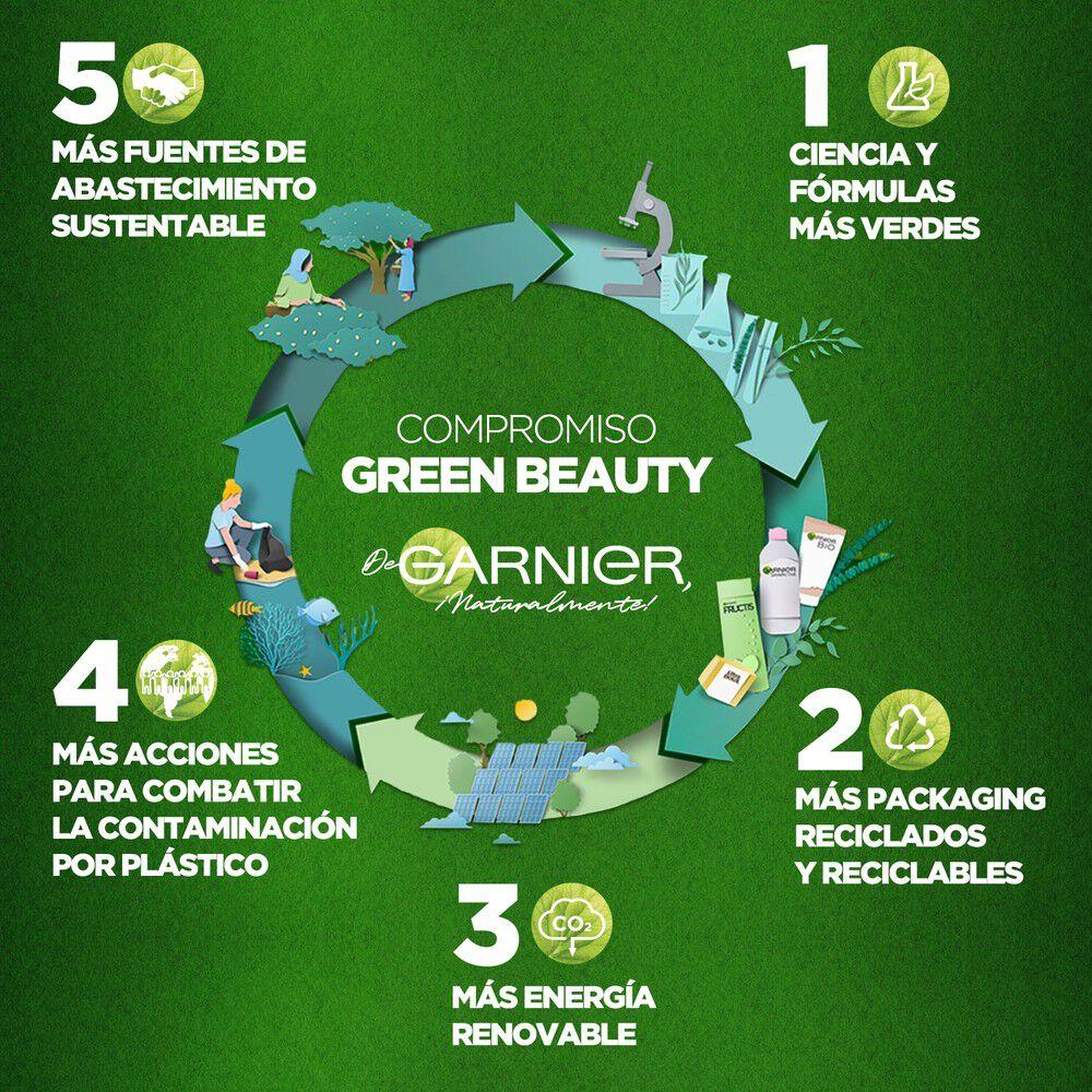 Garnier Hair Food Shampoo Coco Reparación Cabello Dañado 300 mL image number null