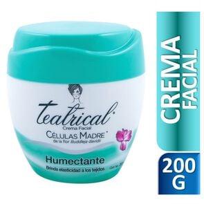 Crema Facial Humectante 200 Gr