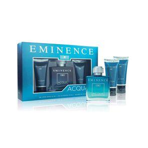Acqua Eau De Parfum Spray 100Ml+Gel After Shave 60M+Shower Gel 60M