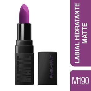 Matte Labial Color Violet