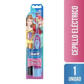 Cepillo Eléctrico con Pila Disney Princess +3 Años Suave X1