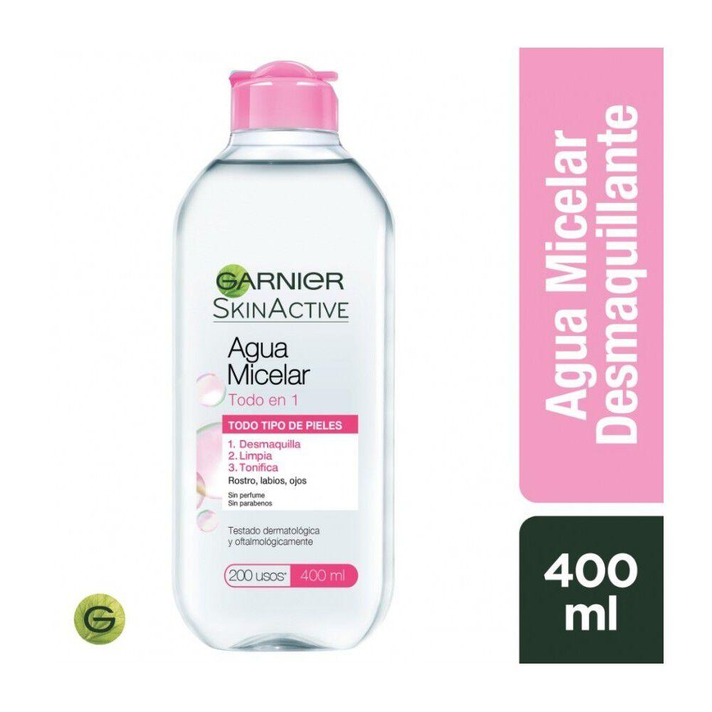 Agua Micelar Todo En 1 Skin Active image number null