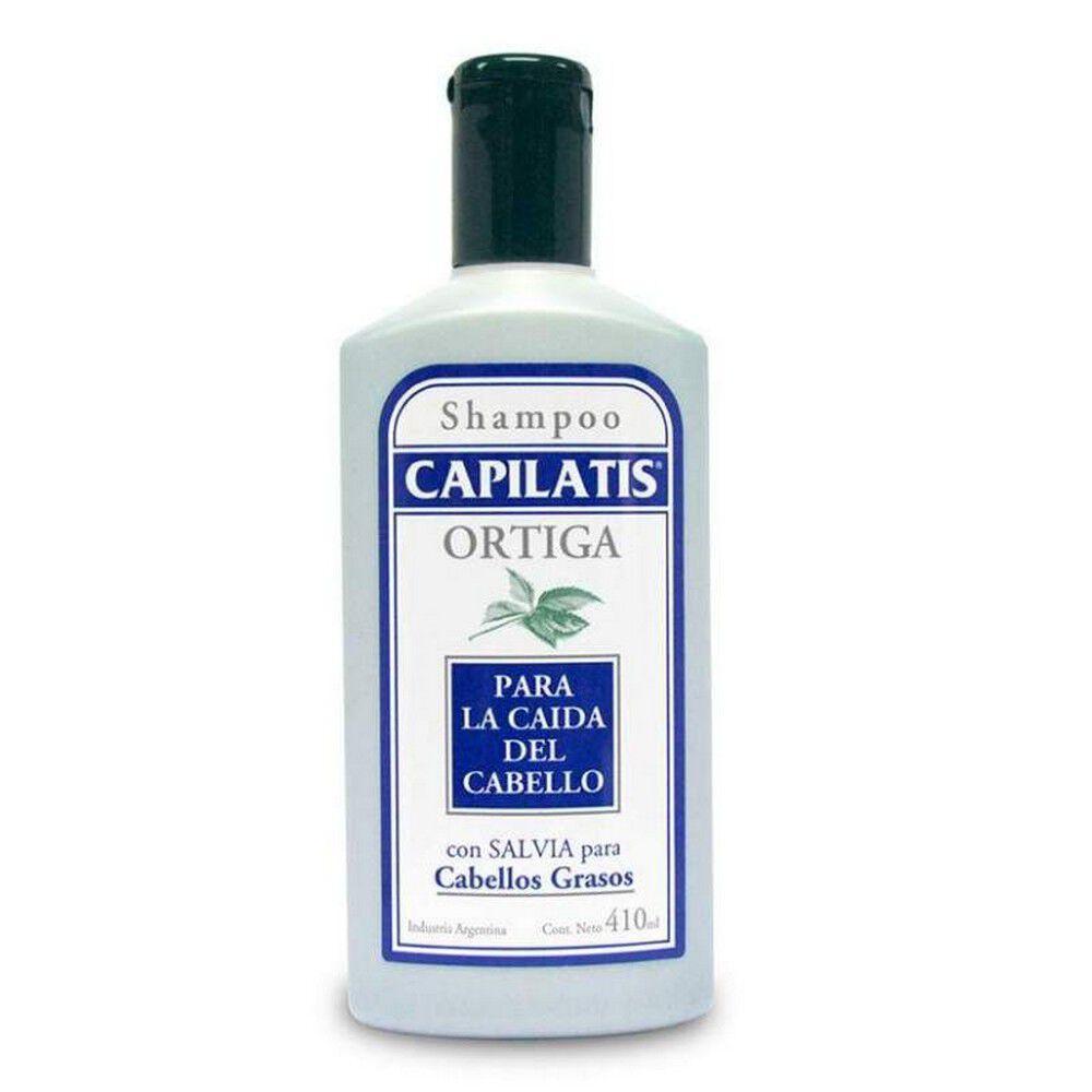 Shampoo Ortiga y Salvia  410 mL image number null
