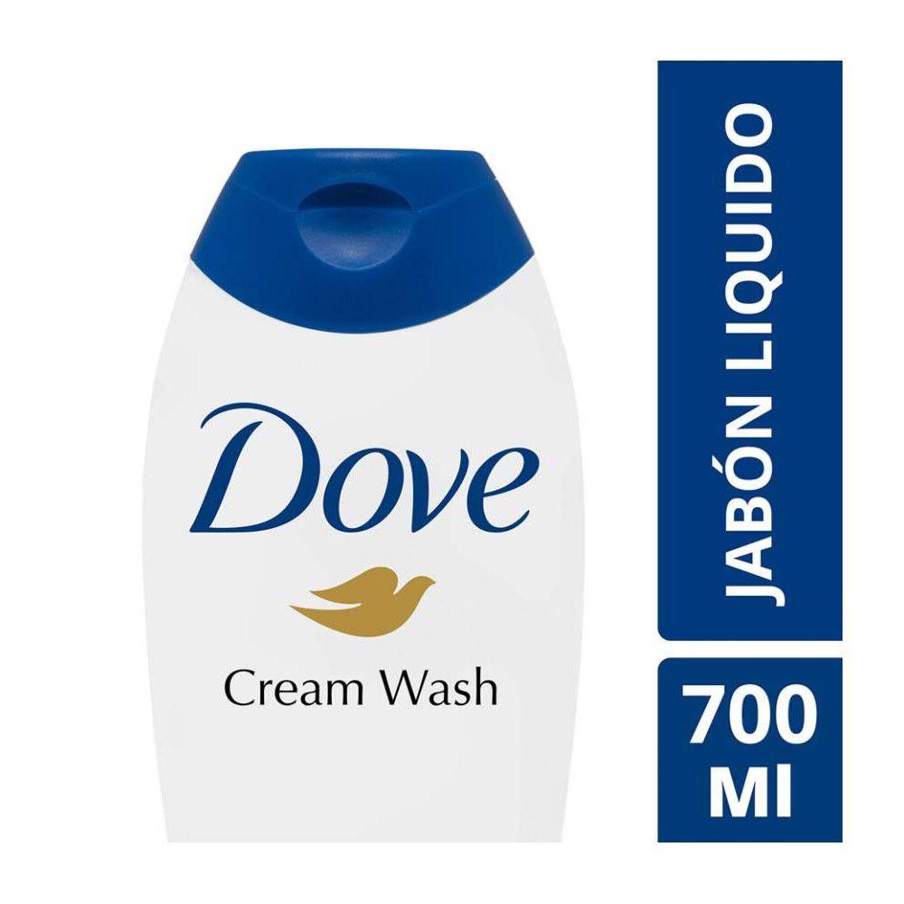 Cream Wash Jabón Líquido de 700 mL image number null
