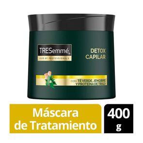 Crema de Tratamiento Detox Capilar Té Verde y Jengibre 400 mL