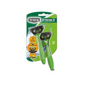 Xtreme3 Máquina de afeitar 2 unidades