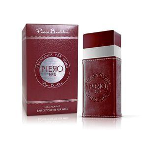 Eau de Toilette Piero Red  100 mL