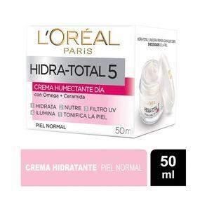 Crema De Día Hidratante Hidra-Total 5 50 ml