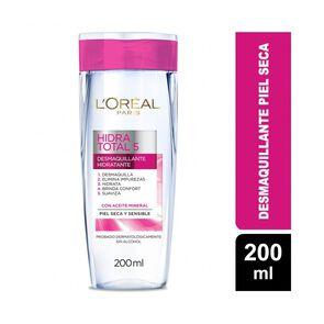Desmaquillante Hidratante Hidra-Total 5 200 ml