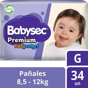 Pañales-Premium-Flexiprotect-34-Pañales-Talla-G-image