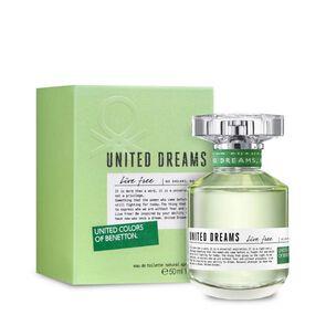 United Dreams Eau Toilette 50 mL Fragancias Mujer