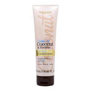 Acondicionador Hidratante Creme De Coconut & Keratin Moisturising 250 mL