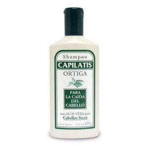 Ortiga Shampoo Caída Del Cabello Con Aloe 410 mL