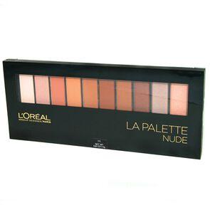 10 Colores Sombra Ojos de 18 gr. Color Nude