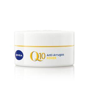 Crema Facial Antiarrugas Q10 Power Dia Fps20 Piel Normal A Seca 50 mL
