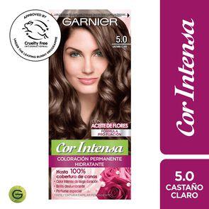 Garnier 5.0 Castaño Claro Permanente Hidratante