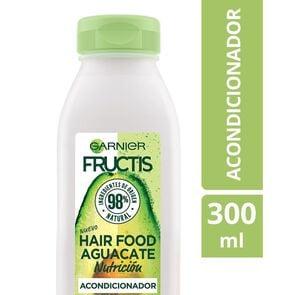 Garnier Hair Food Acondicionador Aguacate Nutrición Cabello Seco 300 mL