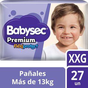Premium Flexiprotect Pañales Desechables Talla XXG 27 Unidades