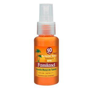 Protector Solar Hidratante Monoi Coco Fps50 Spray 50 mL