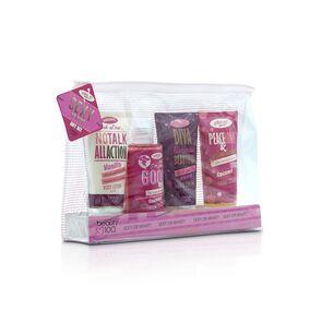 Gorgeous Body Lotion+Shower Gel+Crema Manos+Exf.Manos