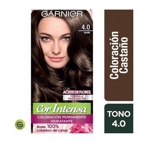 Coloración Cor Intensa 4.0 Castaño Garnier