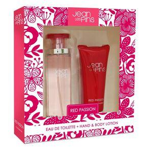 Red Passion EDT Spray 100 mL + Hand & Body Locion 75 gr