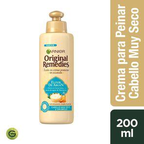 Aceite-En-Crema-Protector-S/Aclara-Elixir-de-Argán-200-mL-image