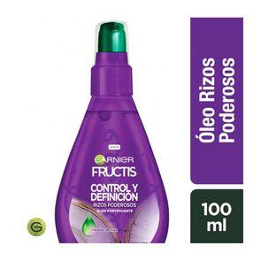 Control y Definición Oleo Rizos Poderosos Aceite de Fruta 100 mL