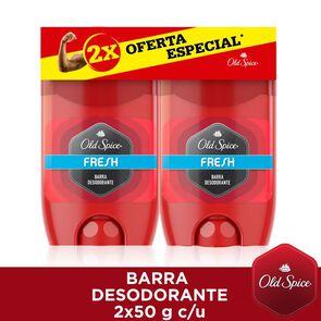 Desodorante Fresh 50 gr Pack x 2