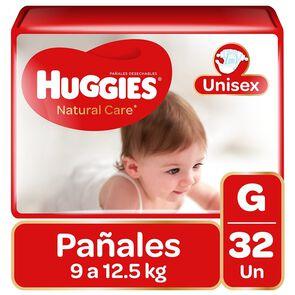 Natural-Care-Pañal-Niño-Talla-G-32-Unidades-image
