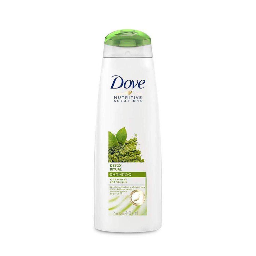 Shampoo Ritual Detox con Matcha 400 mL image number null