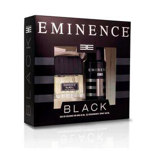 Estuche Black Eau De Cologne 50 mL + Desodorante Spray Black 160 mL