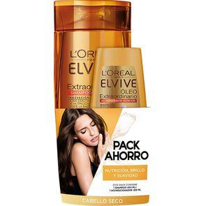 Pack-Shampoo-Óleo-Extraordinario-400--mL-+-Acondicionador-Óleo-Extraordinario-200-mL-image
