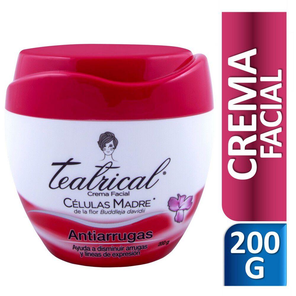 Crema Facial Antiarrugas Células Madre 200 Gr image number null