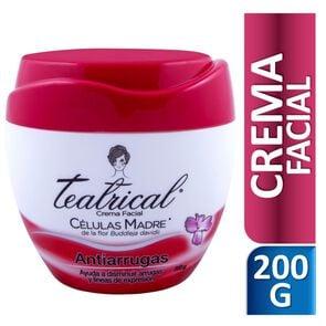 Crema Facial Antiarrugas Células Madre 200 Gr