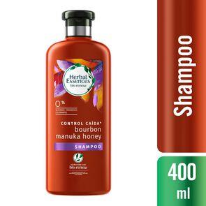 Bío:Renew Bourbon Manuka Honey Shampoo 400ml