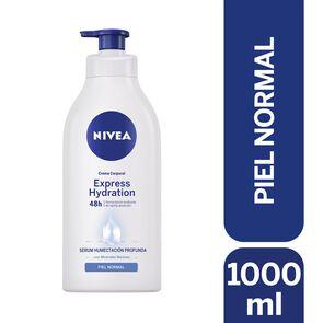 Crema Corporal Hidratación Express 1000 mL