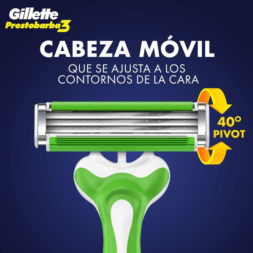 Máquinas-afeitar-Sensitive-4-Unidades-imagen-4