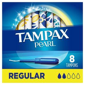 Tampón Higienico Pearl Regular