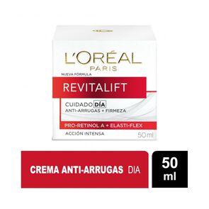 Crema De Día Anti-Arrugas + Firmeza Revitalift 50 ml