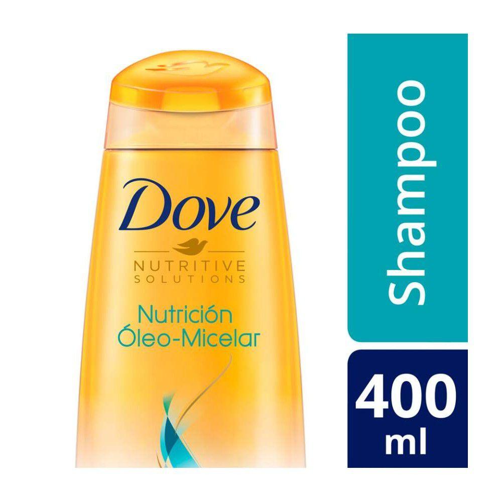 Shampoo Nutrición Óleo-Micelar 400 mL image number null