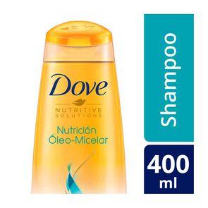 Shampoo Nutrición Óleo-Micelar 400 mL