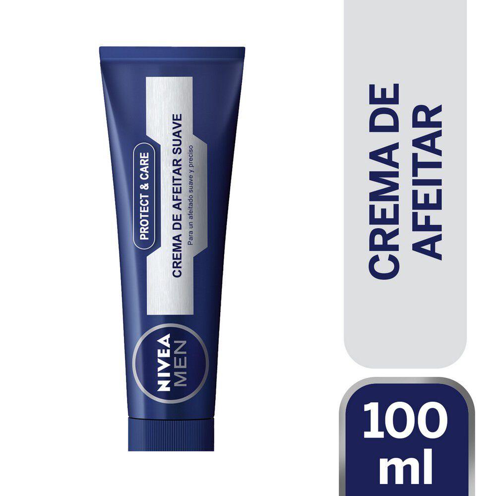 Crema De Afeitar Men Protect&Care 100 mL image number null