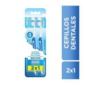 Indicator Cepillo Dental 2 Unidades