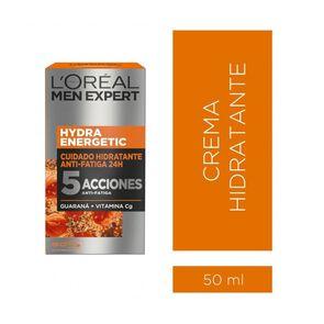Crema Hydra Energetic Antifatiga 50Ml Men Expert