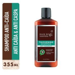 Shampoo Anticaida y Anticaspa 355 mL